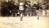 Lawn Tennis, The Presbyterian Seminary for Young Women